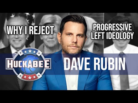 Why Dave Rubin LEFT The Progressive Left   ATS   Huckabee