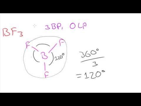 Ch2o Molecular Geometry Angles