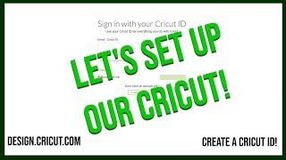 Cricut Set Up - Explore Air 2 - First Cricut Project - Dollar Tree Vinyl Project