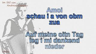 Andreas Gabalier Karaoke Video Mp4 3gp Flv Download