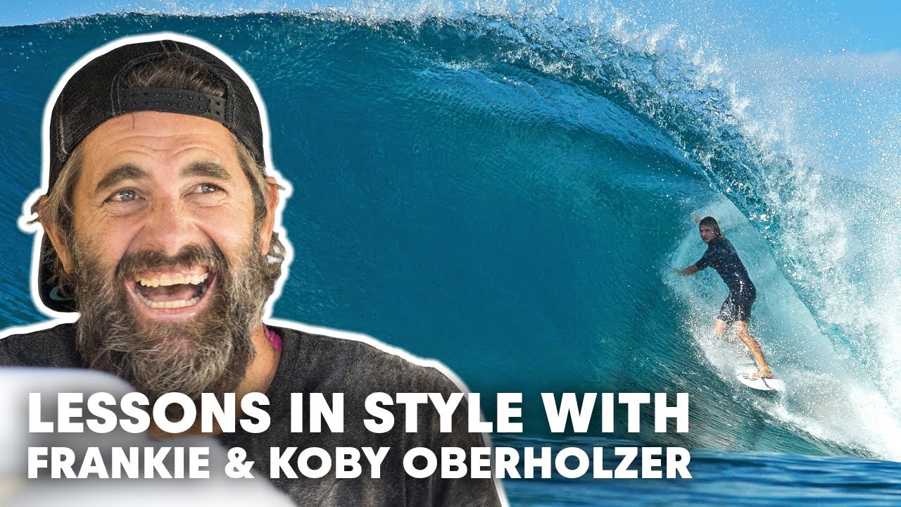 Catching Up with OG Free Surfer Frankie Oberholzer