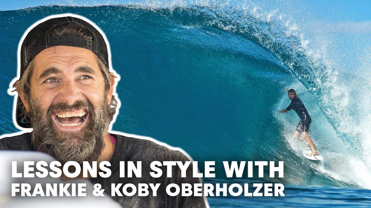 Catching Up with OG Free Surfer Frankie Oberholzer