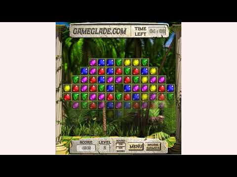How to play Ancient Jewels game   Free online games   MantiGames.com
