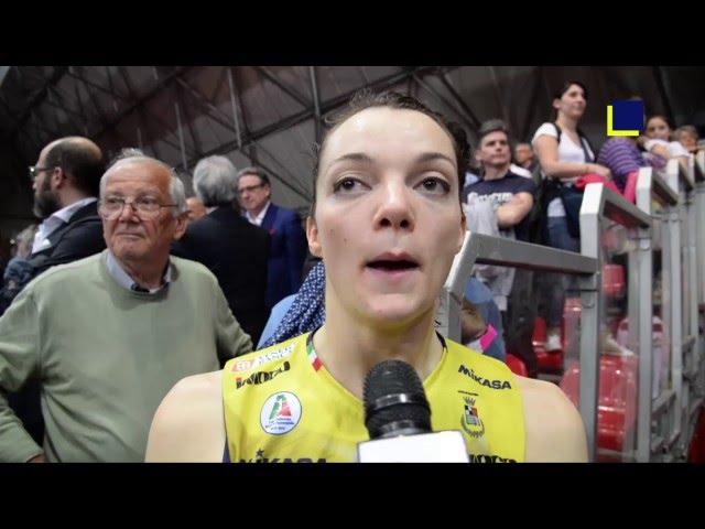 PANTERE TV. Serena Ortolani #intervista