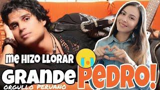 Reaccionando a PEDRO SUÁREZ VÉRTIZ (Rock Peruano)  Pao Acevedo