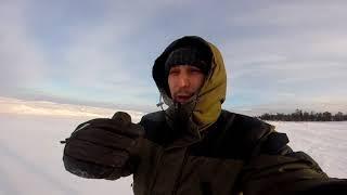 Рибалка в Бурятії. Підлідна ловля Харіуса на Байкал о.