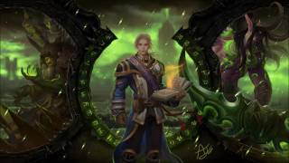 World of Warcraft: Legion Soundtrack - Anduin Theme.