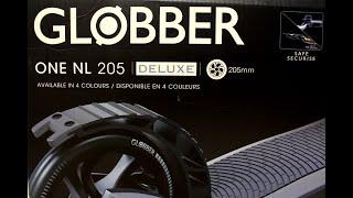 Розпакування і перше враження від самоката Globber One NL 205 Deluxe