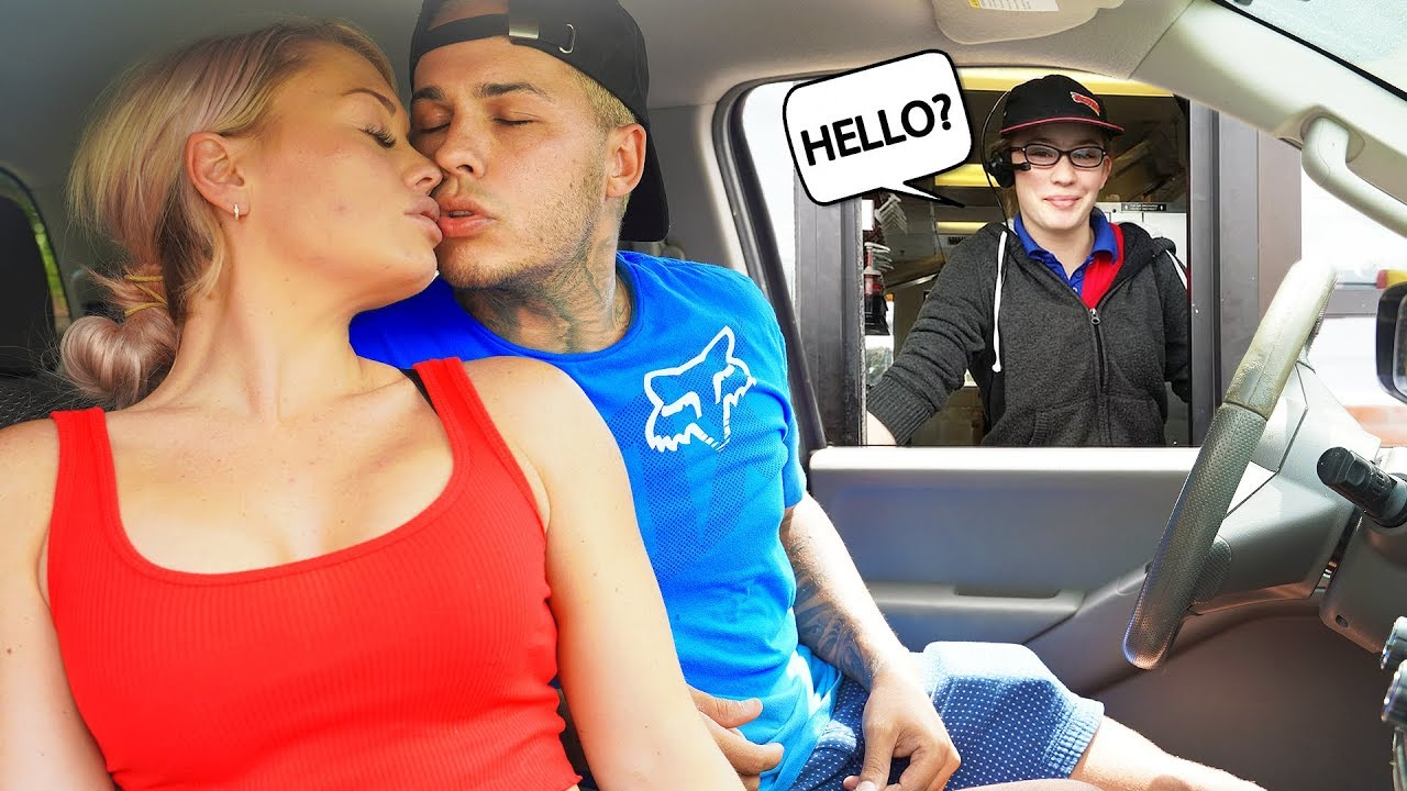 Download Making AWKWARD SITUATIONS In Drive Thru's