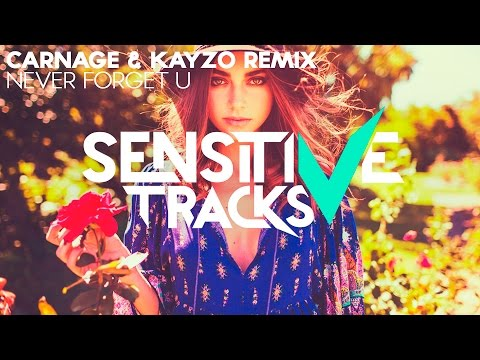 Zara Larsson & MNEK - Never Forget You (Carnage & Kayzo Remix)