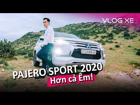 Đánh giá đầy đủ Pajero Sport 2020 - Hơn cả êm | Vlog Xe