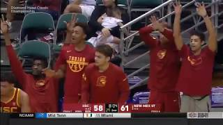 Men's Basketball: USC 77, NMST 72 - Highlights 12/25/17