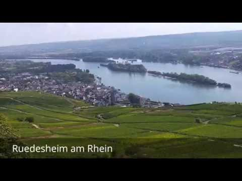 Places to see in ( Ruedesheim am Rhein - Germany )