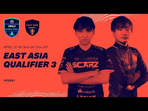 East Asia Qualifier 3 | Day 1 | FIFA 21 Global Series