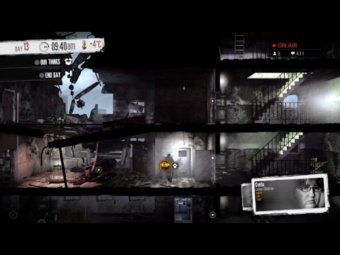 Katmeister's This War of Mine Chat Lounge04: Building Youtube Channel Creator Communit