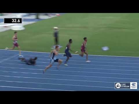 U20 Mens 4x100m Relay - Final - 2018 Australian Junior Athletics Championships
