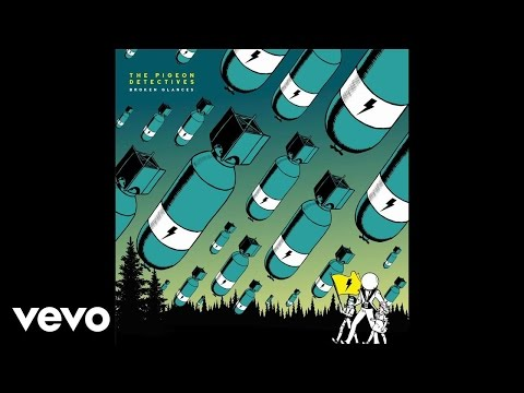 The Pigeon Detectives - Wolves (Official Audio)