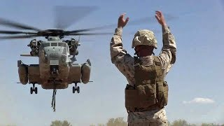 U.S. Marine HMH-465 (Marine Heavy Helicopter Squadron)