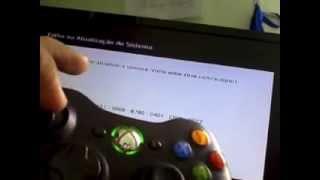 Falha na Altualizaçao do Sistema Xbox 360 !