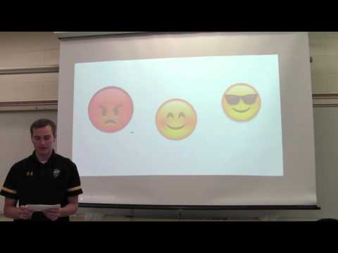 Persuasive Speech - Social Media is Negative