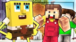 Minecraft SpongeBob - WELCOME TO BIKINI BOTTOM! (Minecraft Roleplay) #1