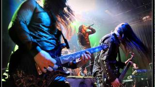 Cradle Of Filth - Queen Of Winter, Throned Live Bait For the Dead
