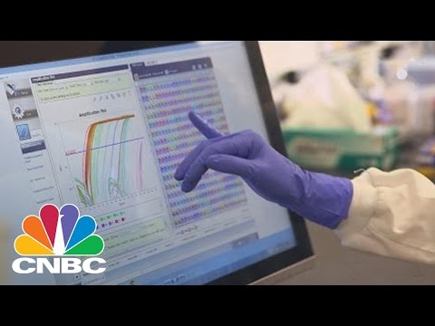 How Automation Is Bringing Down The Price Of Genetic Testing | The Pulse | CNBC