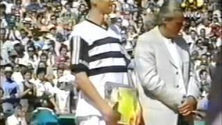 "Gustavo ""Guga"" Kuerten x Sergi Bruguera - Final de Roland Garros 1997"