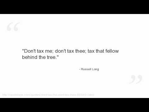 Russell Long Quotes