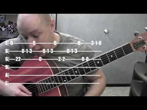 Safe and Sound- Guitar Lesson / Tutorial (SUPER EASY TABS)  Capital Cities
