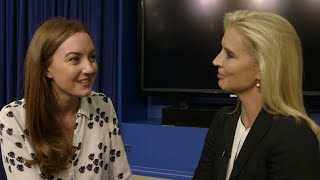 Laurie Dhue and Christina Huffington on Recovery