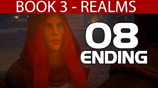 "Dreamfall Chapters Book 3 Realms - Part 8 ""Kian On Rescue Mission"" ENDING Walkthrough 1080p60fps PC"