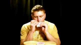 Vomiting Cards! Magic Revealed!