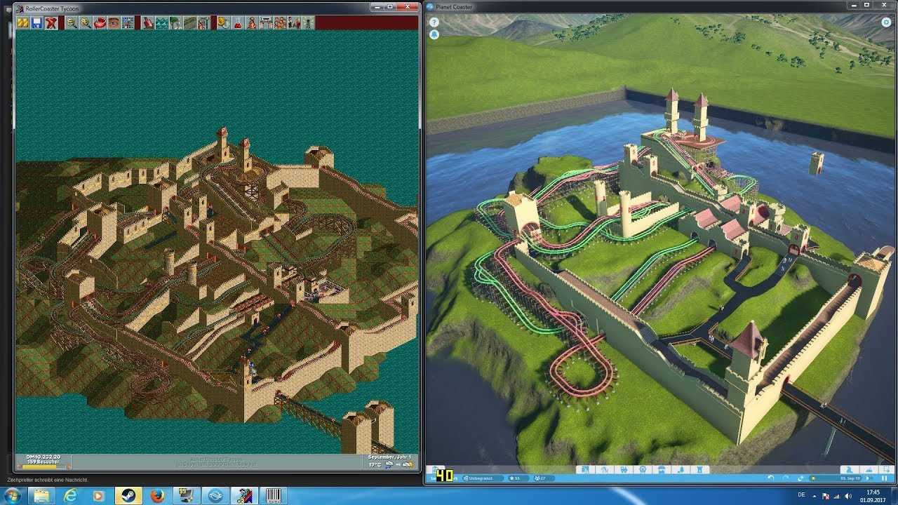 rct 1 track s