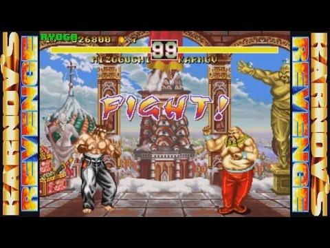 Fighter's History Dynamite (ファイターズヒストリーダイナマイト) (ARCADE NeoGeo MVS) 1CC MIZOGUCHI FULL PLAYTHROUGH