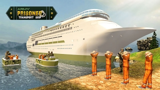 Army Prisoner Transport Ship Android GamePlay ( By Brilliant Gamez)