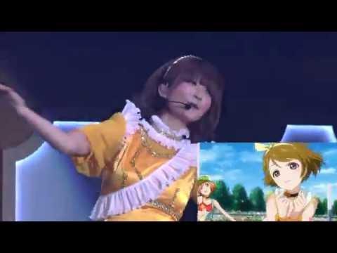 μ's  1 2 3 Jump  Love Live HD/ Natsuiro Egao De 1,2,Jump!