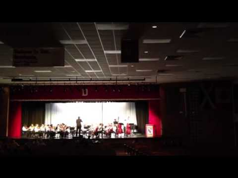 Clearwater fundamental middle school concert