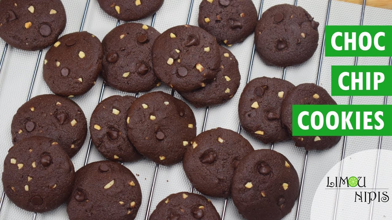 Repeat Double Chocolate Chip Cookies By Limau Nipis You2repeat