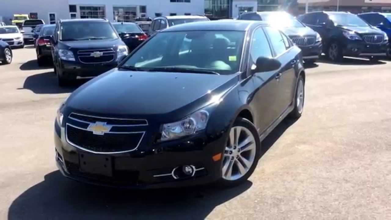 New 2014 Chevrolet Cruze 2LT Review | 140217