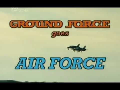 Ground Force Goes Air Force