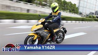 Moped teknologi tinggi