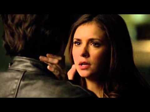 Damon and Elena KISS SCENE 6x12