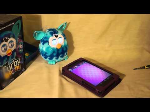 Ферби Бум  Игры с планшетом