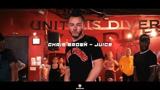 Chris Brown - Juice   Hamilton Evans Choreography