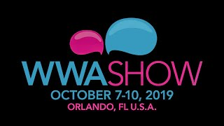 2019 WWA Show Sneak Peek