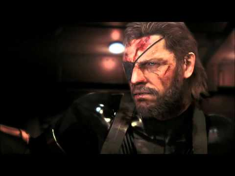 Metal Gear Solid V Main Theme Sins Of The Father In Reverse