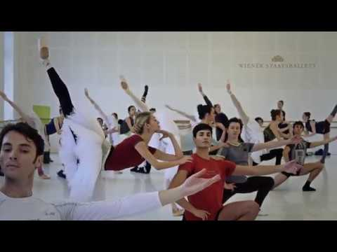 Ballett: Raymonda - Probenvideo