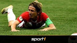 Luka Modric akzeptiert Haftstrafe | SPORT1 - DER TAG