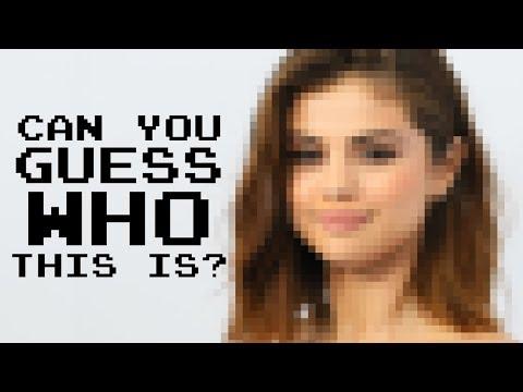 Guess That Celebrity! (Pixel Quiz)
